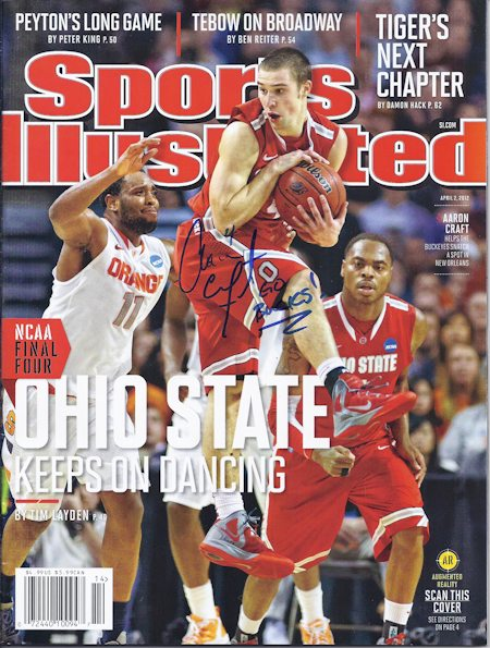 Aaron Craft 450