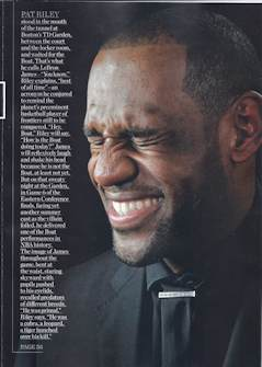FOLD 12 Lebron James 204