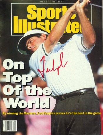 Fred Couples 350