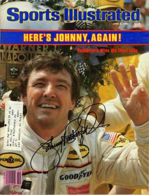 Johnny Rutherford 300