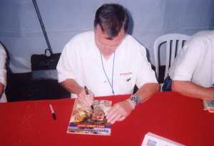Johnny Rutherford 300 5