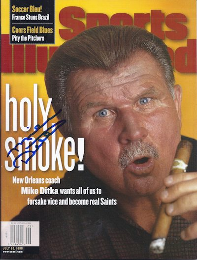 Mike Ditka 400