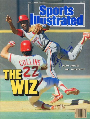 Ozzie Smith 350