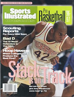 Pres Jerry Stackhouse