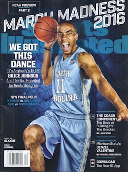 Reg 16 Brice Johnson