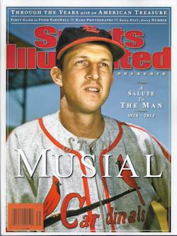 Spec 13 Stan Musial