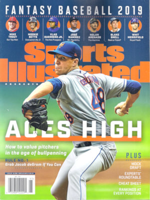 Spec 19 Jacob Degrom