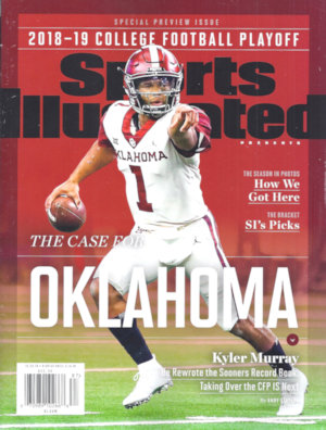 Spec 19 Kyler Murray