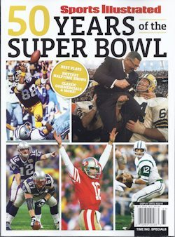 Spec 50 years of the Super Bowl 2