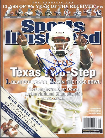 Vince Young 400