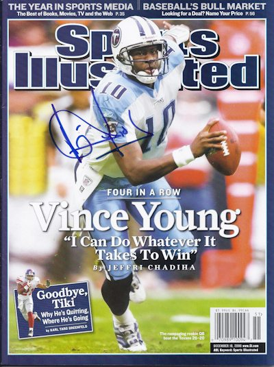 Vince Young 400 7
