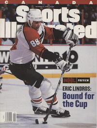 Canada Eric Lindros 22