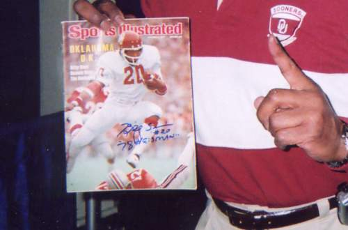 billy sims 500