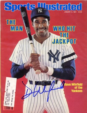 dave winfield 300