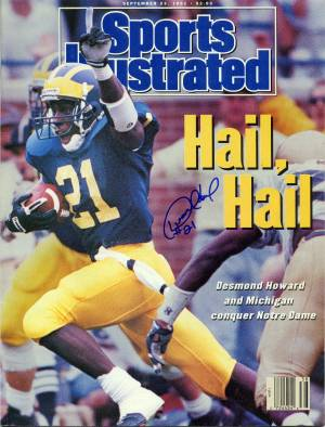 desmond howard 300 1