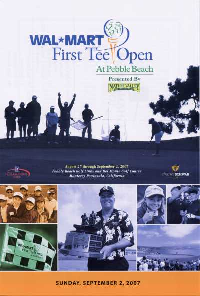 first tee 2007