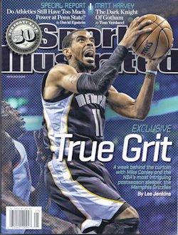 reg 13 Mike Conley