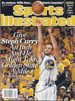 reg 13 Stephen Curry