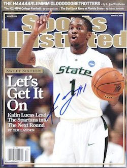 reg new Kalin Lucas 3