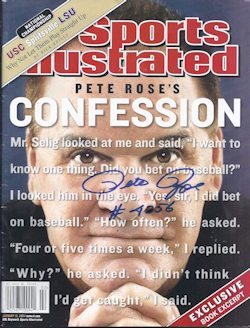 reg new Pete Rose