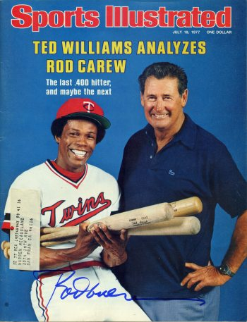 rod carew 350