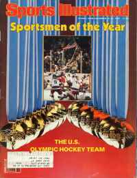 soy Olympic Hockey Team 1980