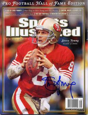 steve young 300 21